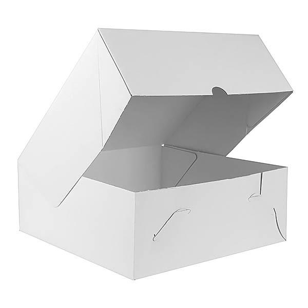 14x14x4 Easy Fold Cake Box