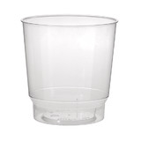Disposable 200mL Clear Plastic Tumbler