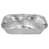 663 Foil Compartment Tray