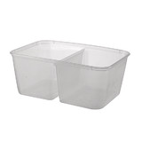 1000mL Compartment Takeaway Container Bases