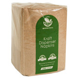 Kraft Compact Dispenser Napkins 1 Ply