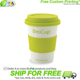 BioPak 12oz ByoCup with Lid