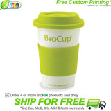 BioPak 16oz ByoCup with Lid