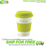 BioPak 8oz ByoCup with Lid