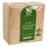Kraft Luncheon Napkins 1 Ply