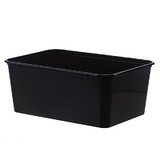 Black 1000mL Takeaway Container Bases