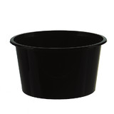 Black 16oz Takeaway Container Bases