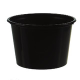 Black 20oz Takeaway Container Bases