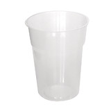 285mL Natural Clear Plastic Cup