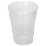 425mL Natural Clear Plastic Cup