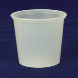 Freezer Grade 30oz Takeaway Container Bases