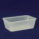 Freezer Grade 750mL Takeaway Container Bases