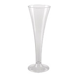 Single Piece 130mL Trendy Champagne Flute