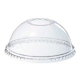 Dome Lids For 16oz-24oz PET Cups