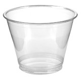 9oz Clear PET Sundae Cup 260mL
