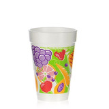 Dart 16oz Fruitz Foam Juice Cup