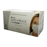 3Ply Face Mask - Safe+Mask Premier Earloop