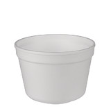 Foam Food Bowl 25oz
