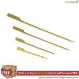 Greenmark Bamboo Boat Oar Skewer 90mm
