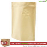 Greenmark 250gm Kraft Coffee Bags