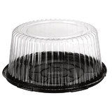 Clear Cake Dome Duo Large
