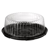 Clear Cake Dome Duo Medium