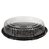 Clear Cake Dome Duo Small