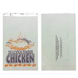 Large BBQ Chicken Foil Lined Bag