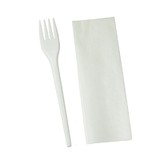 Cutlery Combo Pack- Fork/Napkin Set