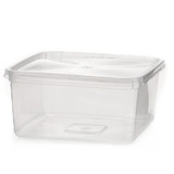 Square 2L Takeaway Container with Lid