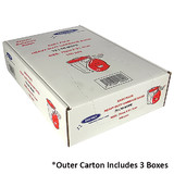 Heavy Duty Rubbish Bags 73L In Dispenser Box