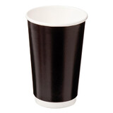 Premium 16oz Double Walled Paper Coffee Cup