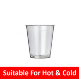 Disposable 1oz Clear Shot Glass