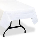 White Paper Table Cloth 800mm x 800mm