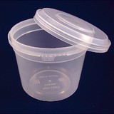 150mL Round Tamper Evident Container with Lids