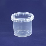 365mL Round Tamper Evident Container Base