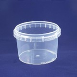 565mL Round Tamper Evident Container Base