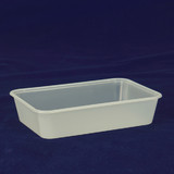 Freezer Grade 500mL Takeaway Container Bases