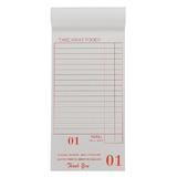 Large Takeaway Docket Book Single With Claim Slip