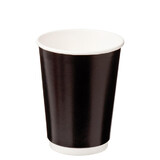 Premium 12oz Double Walled Paper Coffee Cup